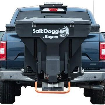 Buyers Products SaltDogg Salt Spreaders, Spreader Systems - Tailgate Spreader, Electric - 11 Cubic Foot Tailgate Spreader