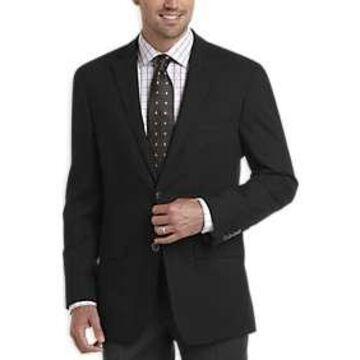 Pronto Uomo Black Modern Fit Blazer