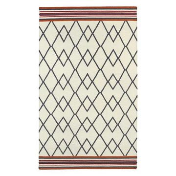 Kaleen Nomad Collection Rug, 5x8