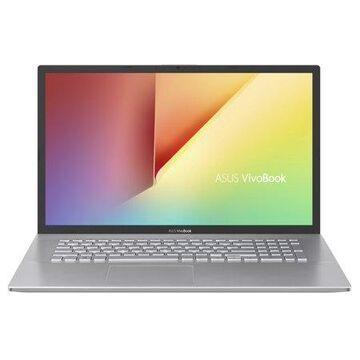 "ASUS VivoBook 17.3"" i5 8GB/1TB + 128GB Laptop; 17.3"" FHD, Intel Core i5-1035G1, Intel UHD Graphics, 8GB RAM, 128GB SSD + 1TB HDD, Windows 10 Home, Silver, S712JA-WH54"
