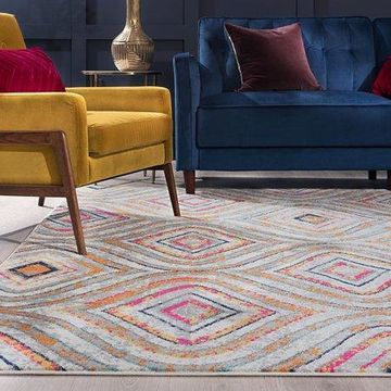 Bliss Rugs Nauvoo Contemporary Indoor Area Rug