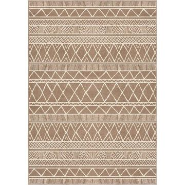 Orian Rugs Farmhouse Indoor/Outdoor Grand Turk Driftwood Rug - 7'9
