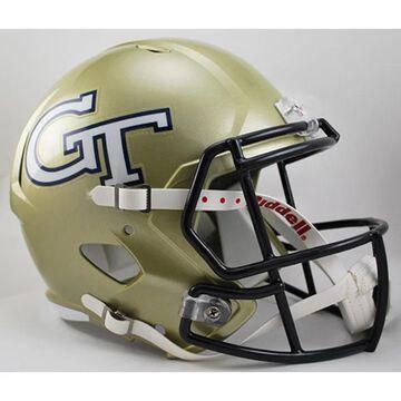 Georgia Tech Yellow Jackets Deluxe Replica Speed Helmet