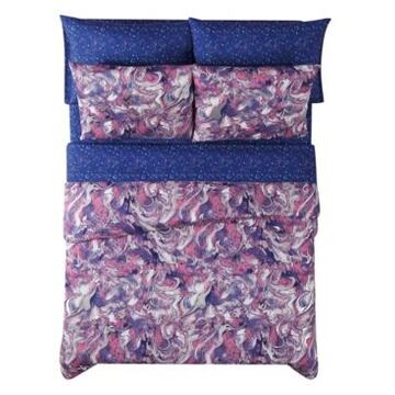 Material Girl Wanderlust 7 Piece Bed in a Bag, Full Bedding