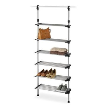 Whitmor 6-Shelf Closet Rod Closet System