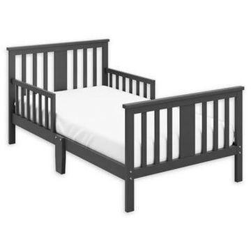 Storkcraft Mission Ridge Toddler Bed in Grey
