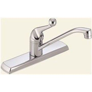 Delta Classic Lead-Free Kitchen Faucet, Chrome