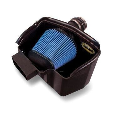 Airaid 2013 Ford Explorer 3.5L Ecoboost MXP Intake System w/ Tube (Dry / Blue Media)