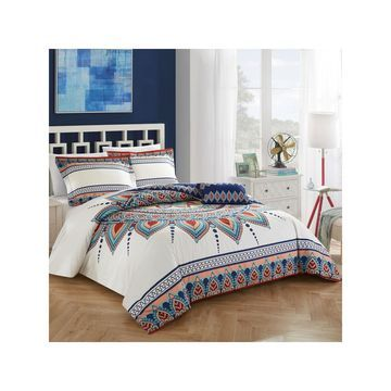 Chic Home Weston Duvet Set