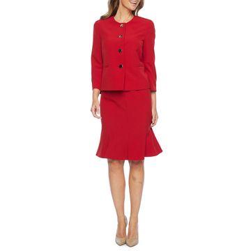 Le Suit Skirt Suit