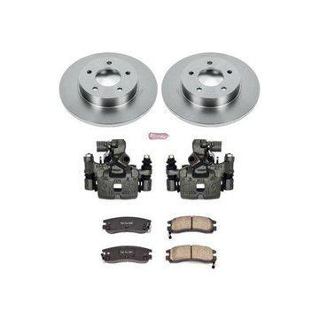 Power Stop KCOE1526 Autospecialty Brake Kit W/Calipers -Rear