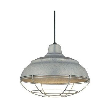 Millennium Lighting RWHC14 R Series 1 Light Warehouse Pendant