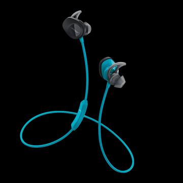 Bose SoundSport Wireless Headphones Refurbished Aqua
