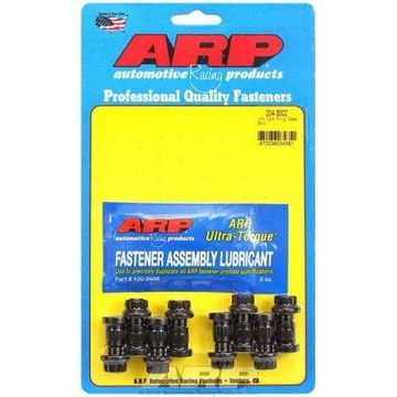 ARP Ring Gear Stud Kit 12 Point Nuts Black Oxide VW O2A P/N 204-3002