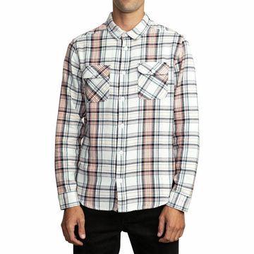 RVCA Avett Flannel Shirt - Men's