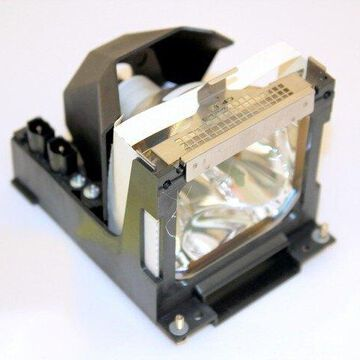 Sanyo PLC-XU31 Projector Housing with Genuine Original OEM Bulb