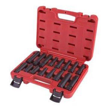 Sunex Tools SUU-3926 Master Wheel Lock Key Set - 16 Piece
