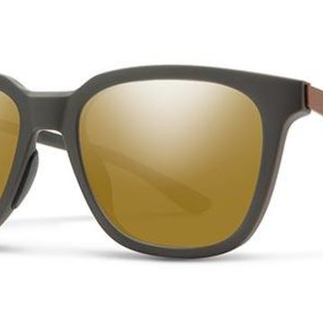 Smith ROAM Polarized 4VF/QE 53 New Unisex Sunglasses