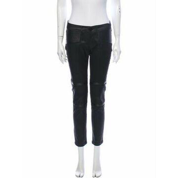 Dl1961 Leather Skinny Leg Pants Black Dl1961 Leather Skinny Leg Pants