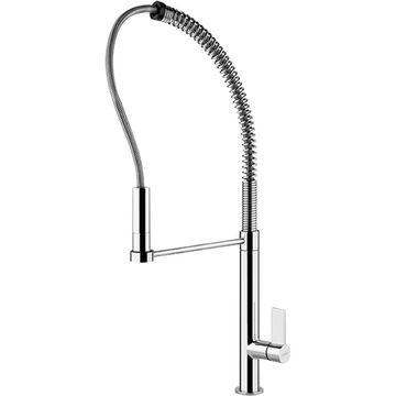 Franke Ambient Chrome 1-Handle Pre-Rinse Kitchen Faucet