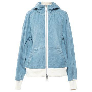 Sacai \N Blue Cotton Jackets