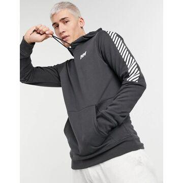 Helly Hansen Active hoodie in gray-Navy