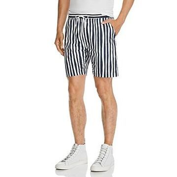 WeSC Striped Slim Fit Shorts