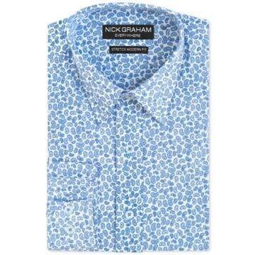 Nick Graham Men's Paisley Shirt