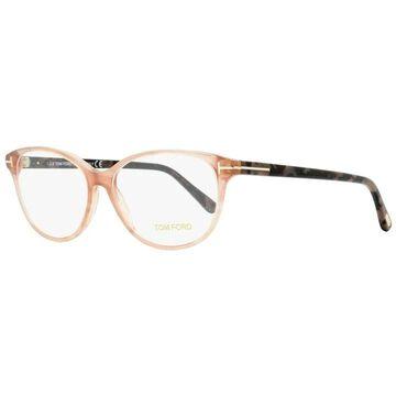 Tom Ford TF5421 074 Womens Rose/Havana 55 mm Eyeglasses