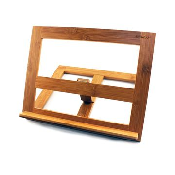 Berghoff Bamboo Cookbook And Tablet Holder
