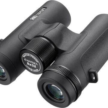 AB12990 8x & 32 mm WP Level ED Binoculars, Black