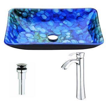 ANZZI Voce Series LSAZ040-095 Bathroom Sink