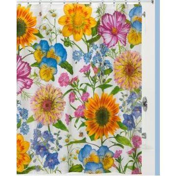 Creative Bath Perennial Shower Curtain Bedding