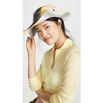 GANNI Denim Hat