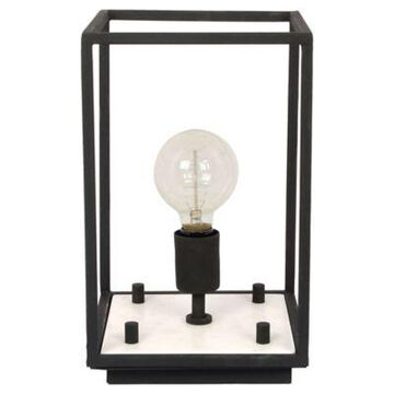 Ren-wil Table Lamp in Black/white