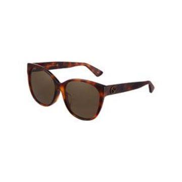 Round Acetate Tortoiseshell Sunglasses