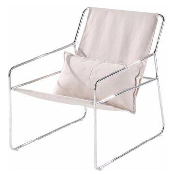 Benzara Relaxing Sling Chair