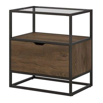 Bush Furniture Anthropology Lateral File Cabinet
