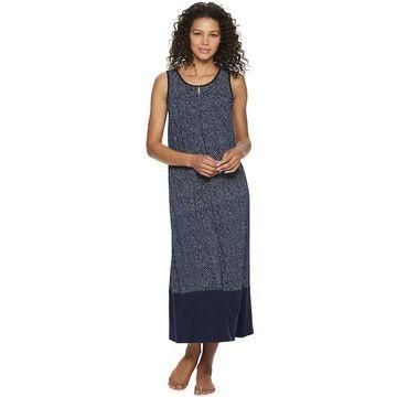 Women's Croft & Barrow Sleeveless Nightgown
