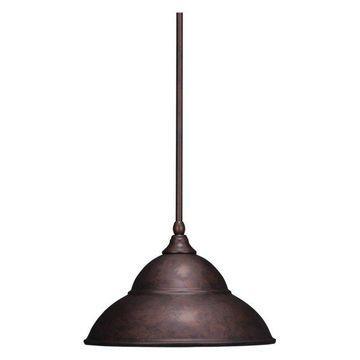 Toltec Lighting Stem Mini Pendant, 13