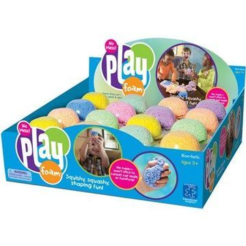 Educational Insights PlayFoam, 64 Pack
