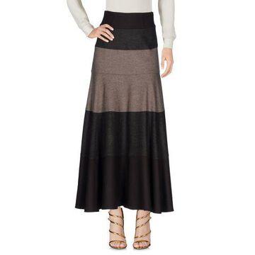 BLUMARINE Long skirt