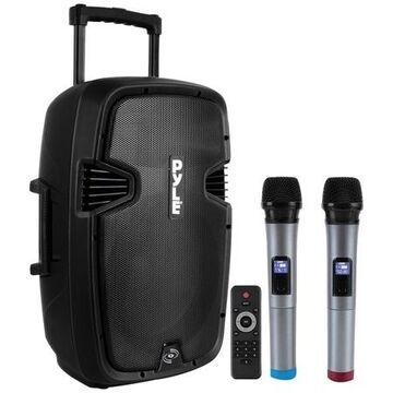 Portable 15 Hi-Power Bluetooth PA Loudspeaker