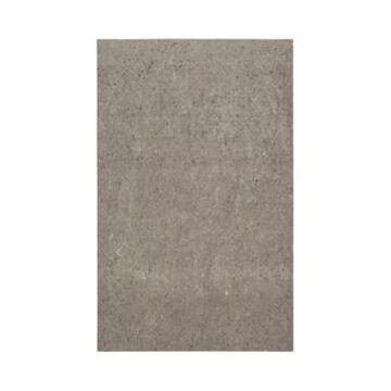 Karastan All Pet Reversible Pet Proof Gray 5' x 8' Rug Pad