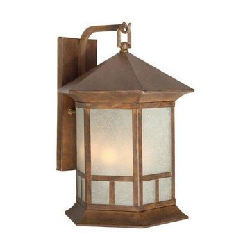 Forte Lighting 1038-04 4 Light Outdoor Wall Sconce
