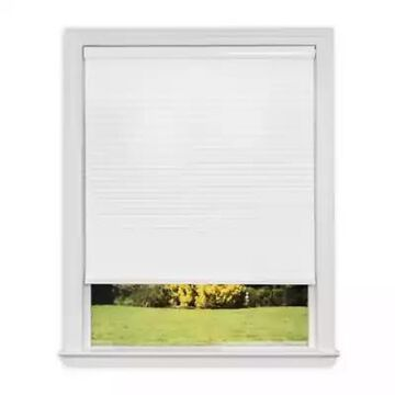 Redi Shade Artisan Select Cordless Cellular Blackout 23.12-Inch Shade in Cloud White