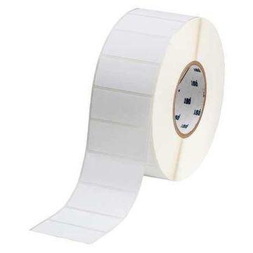 BRADY THT-7-489-3 White Polyester Wire Marker