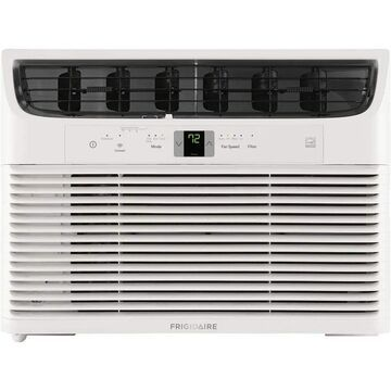 """Frigidaire FHWW103WB1 19"""" Smart Window Air Conditioner with 10000 BTU, Energy Star, Washable Filter, Sleep Mode, in White"""