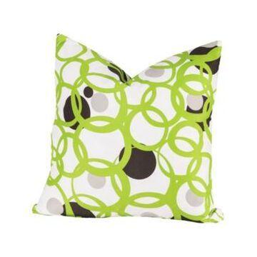"Siscovers Full Circle Decorative Pillow, 16"" x 16"""