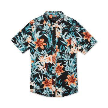 Men's Montague Floral Graphic Shirt